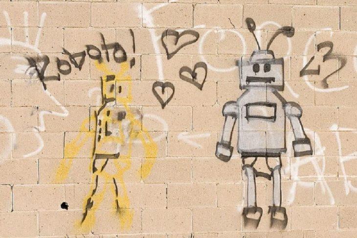 Tyler Bindon sex robot love