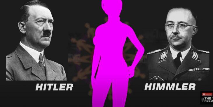 Hitler Himmler Nazi invention sex dolls and sex robots