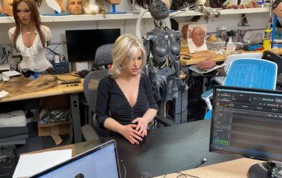 Realdoll 2021 update progress movement of sex robots