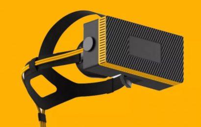 CREAL Light-Field-VR-Headset