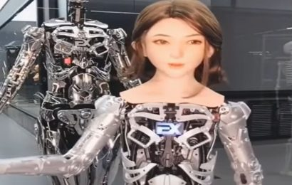 Chinese sex robots better than American